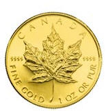 canadian gold maple leaf bullion gold coin